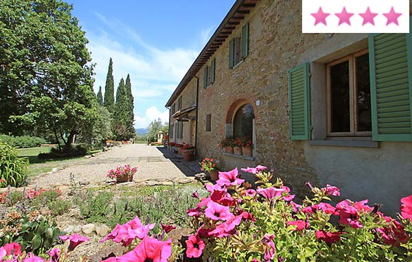 Feriehus i Toscana - Italia