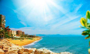 Feriehus og ferieleiligheter på Costa del Sol